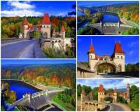 Ve kterém kraji ČR je vodní nádrž Les království na fotografii č.16? (náhled)