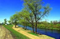 Kterými kraji ČR protéká řeka Odra na obrázku č.21? (náhled)