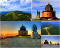 Ve kterém kraji ČR mohou turisté vystoupat na horu Radhošť na fotografii č.7? (náhled)