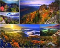 Která přírodní oblast je na fotografii č.7? (náhled)