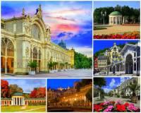 Která lázeňská města na fotografii č.8 tvoří oblast lázeňského trojúhelníku? (náhled)