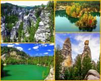 Jak se jmenuje národní přírodní rezervace na fotografii č.11? (náhled)
