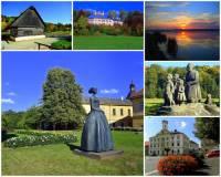 Oblast, kterou charakterizuje obrázek č.15 je úzce spjata s životem a dílem jedné slavné české osobnosti po které nese i svůj název. Jak se oblast jmenuje? (náhled)
