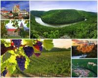 Jakou oblast v ČR charakterizuje fotografie č.3? (náhled)