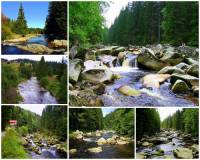 K turisticky atraktivním místům patří i přírodní oblast na obrázku č.3. Jak se jedna z nejkrásnějších a nejnavštěvovanějších přírodních památek jmenuje? (náhled)