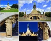 Které pietní místo s vysokou turistickou návštěvností je na obrázku č.14? S kterou historickou událostí je místo spojeno? (náhled)