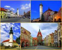Která městská památková rezervace je na fotografii č.9? (náhled)