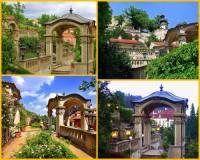 Skvostem mezi zahradami v ČR jsou i palácové zahrady, které se nacházejí pod Pražským hradem. Jak se jmenuje jedna z palácových zahrad na obrázku č.13? (náhled)