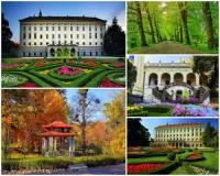 Jak se jmenuje jeden z nejkrásnějších zámeckých parků se zámeckou zahradou na fotografii č.15, který je národní přírodní a kulturní památkou ČR a pro svoji unikátnost byl zapsán i na Seznam světového dědictví UNESCO a je tak chráněn i jako památka UNESCO? (náhled)
