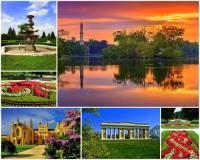 Jak se jmenuje jeden z nejkrásnějších zámeckých parků se zámeckou zahradou na fotografii č.18, který je národní přírodní a kulturní památkou ČR a pro svoji unikátnost byl zapsán i na Seznam světového dědictví UNESCO a je tak chráněn i jako památka UNESCO? (náhled)