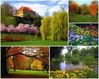 Jak se jmenuje rozlehlý historický park v Praze na fotografii č.20? (náhled)