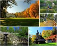 Krásný rozlehlý pražský park s jezírky a historickými stavbami na obrázku č.23 se jmenuje: (náhled)