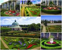 Květná zahrada na fotografii č.2, která je jednou z nejkrásnějších zahrad nejen v ČR, ale i ve světě, což dokládá její zápis na Seznamu světového kulturního dědictví UNESCO se nachází ve městě: (náhled)
