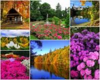 Jak se jmenuje jeden z nejkrásnějších a nejvýznamnějších zámeckých parků na fotografii č.7, který je národní přírodní a kulturní památkou ČR a pro svoji unikátnost byl zapsán i na Seznam světového dědictví UNESCO a je tak chráněn i jako památka UNESCO? (náhled)