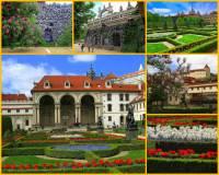 Která historická zahrada v Praze je na fotografii č.8? (náhled)