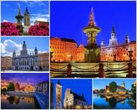 Které historické město je na fotografii č.1? (náhled)