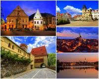 Které historické město je na obrázku č.3? (náhled)