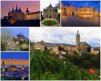 Na obrázku č.5 je historické město: (náhled)