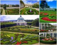 Jak se jmenuje a ve kterém městě se nachází historická zahrada na fotografii č.2? (náhled)