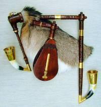 Hudební nástroj dudy na obrázku č.23 se stal symbolem města, ve kterém se každoročně pořádá Mezinárodní dudácký festival. Jak se město jmenuje? (náhled)