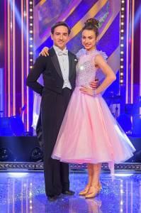 Který taneční pár je na fotografii č.2? (náhled)