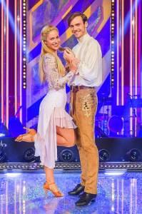 Který taneční pár je na fotografii č.5? (náhled)
