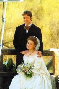 Z jakého seriálu je nevěsta na fotografii č.15? (náhled)