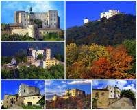 Který hrad je na obrázku č.9?  (náhled)