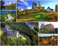 Jak se jmenuje hrad na fotografii č.20?  (náhled)
