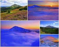 Která hora je na obrázku č.14? (náhled)