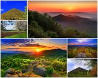 Jak se jmenuje pohoří na fotografii č.10? (náhled)