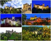 Který hrad/zámek je na obrázku č.14? (náhled)