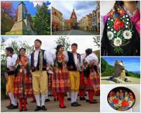 Národopisná oblast ČR, kterou charakterizuje fotografie č.3, se jmenuje: (náhled)