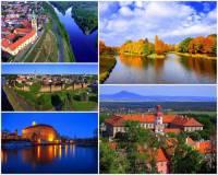 Na které řece leží města na fotografii č.7? (náhled)