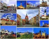 Který kraj charakterizuje fotografická koláž č.16? (náhled)