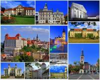 Ve kterém kraji se nacházejí města a zámky na fotografii č.20? (náhled)