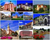 Který kraj charakterizují hrad, zámky a města na fotografii č.21? (náhled)