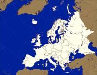 Které evropské moře je označeno č.2? (náhled)