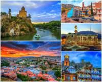 Jak se jmenuje město s orientální středověkou architekturou na fotografii č.8, které je označováno za perlu mezi evropskými městy? (náhled)