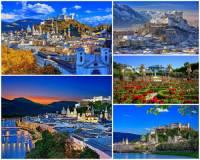 Jak se jmenuje město na fotografii č.1?  (náhled)