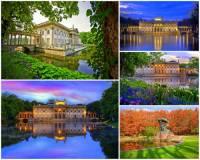 Jak se jmenuje jeden z nejkrásnějších parků v Evropě na fotografii č.11, který je vrcholnou ukázkou zahradní architektury 18. století? (náhled)