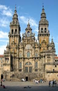 Místo Svatojakubské pouti,kterou míří vykonat křesťané až do Španělska? (náhled)