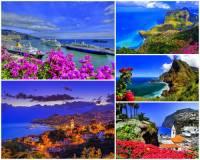 Ve kterém oceánu/moři se rozkládá ostrov Madeira? (náhled)