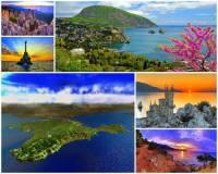 Do kterého moře vybíhá poloostrov Krym? (náhled)