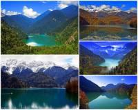 Ve kterém státě se rozkládá jezero Rica na obrázku č.20? (náhled)