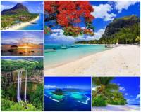 Ve kterém moři/oceánu se rozkládá ostrov Mauricius na fotografii č.4? (náhled)