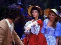 """Jak se jmenovaly knížecí dcery na fotografii č.6 ve filmové pohádce """"S čerty nejsou žerty""""? (náhled)"""