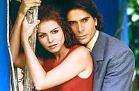 """Je na fotografii č.16 zamilovaný pár Aurora Pabuenová a Diego Cáceres ze seriálu """"Osudová láska""""? (náhled)"""