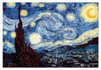 Kdo je autorem díla Hvězdná noc? (náhled)