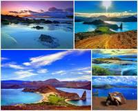 Ve kterém moři/oceánu se nachází souostroví Galapágy?   (náhled)